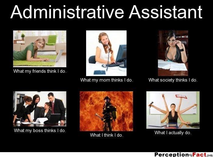 Que hacen las Secretarias | work quotes | Pinterest | Secretaria