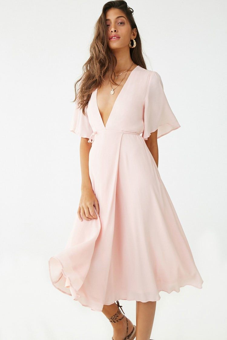c549e8980d9 The New Bridesmaid Dresses From Forever 21 Are ... - Glamour