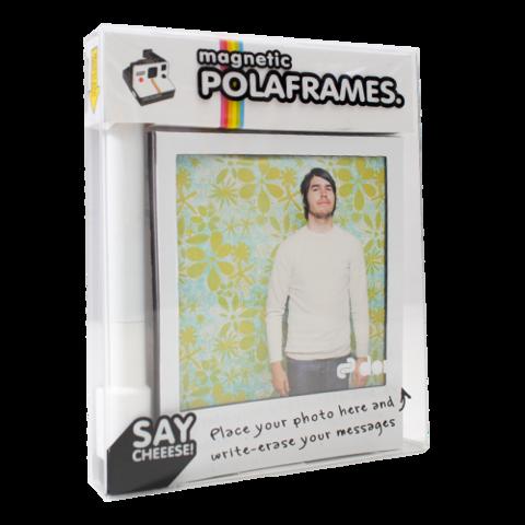 Magnetic Polaroid Frames