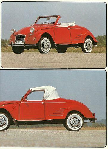 Wolfgang Hoffmann Cabriolet 2cv6 Club Cabriolets Citroen Car Citroen 2cv