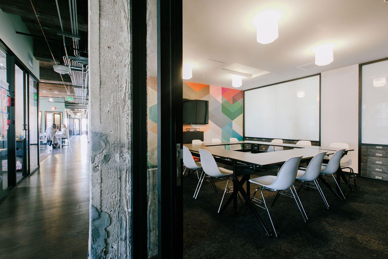 WeWork Golden Gate Conference Room | work & make | Pinterest