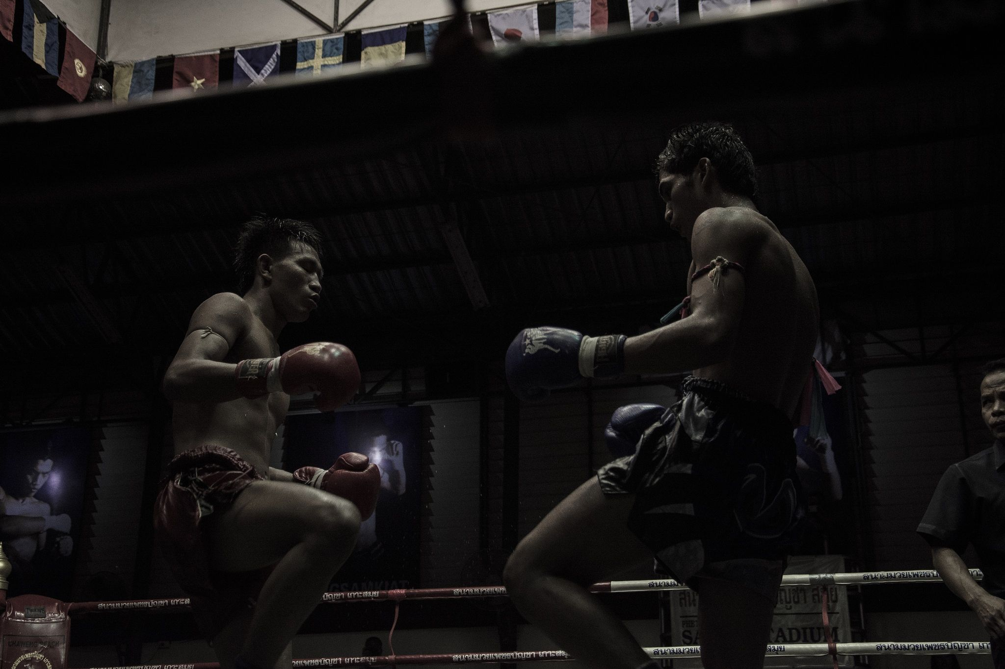 Photo Muay Thai Nathan Goldenzweig par Nathan Goldenzweig Photography on 500px