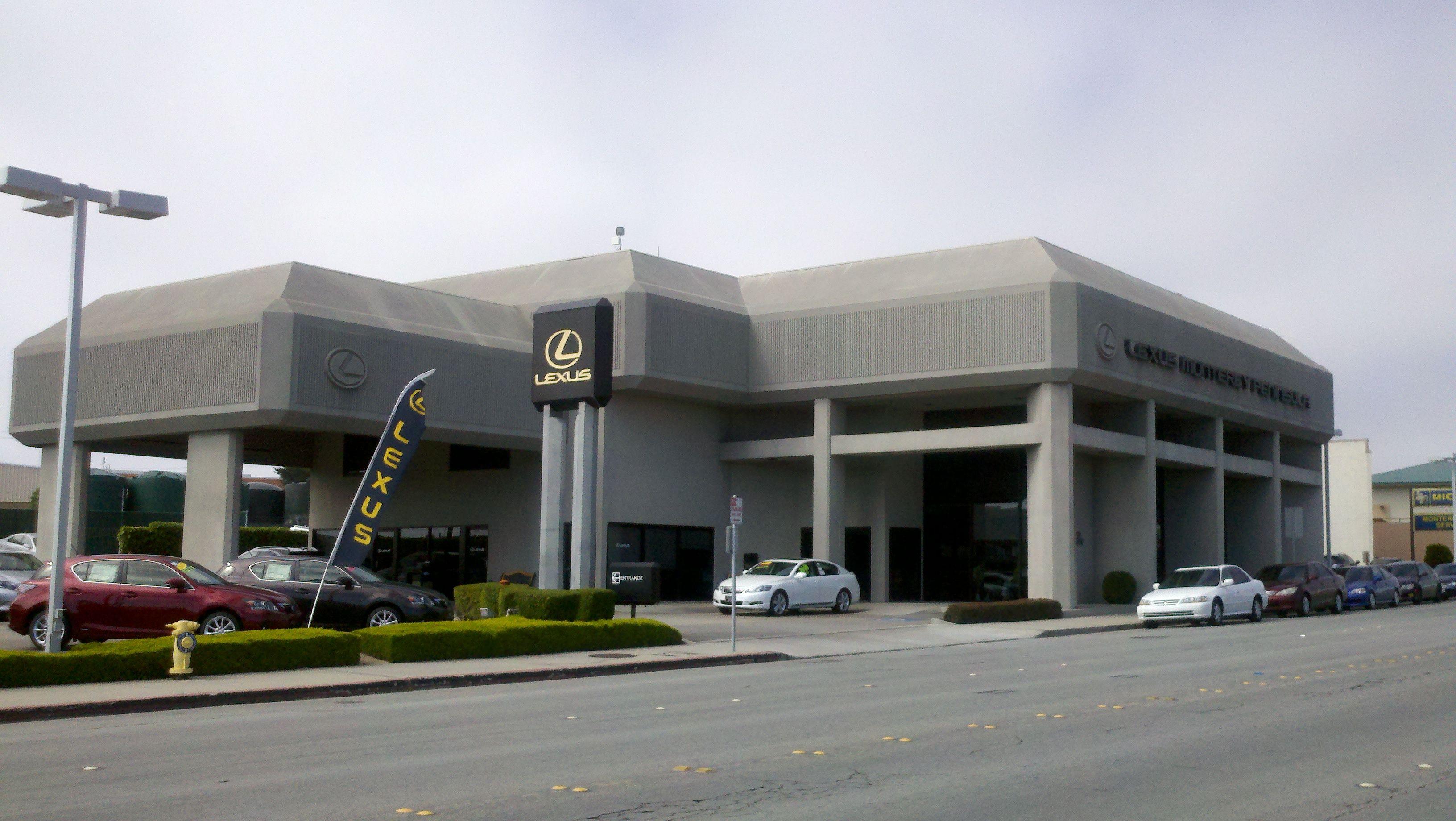 Lexus Monterey Peninsula House Styles Monterey Peninsula Mansions