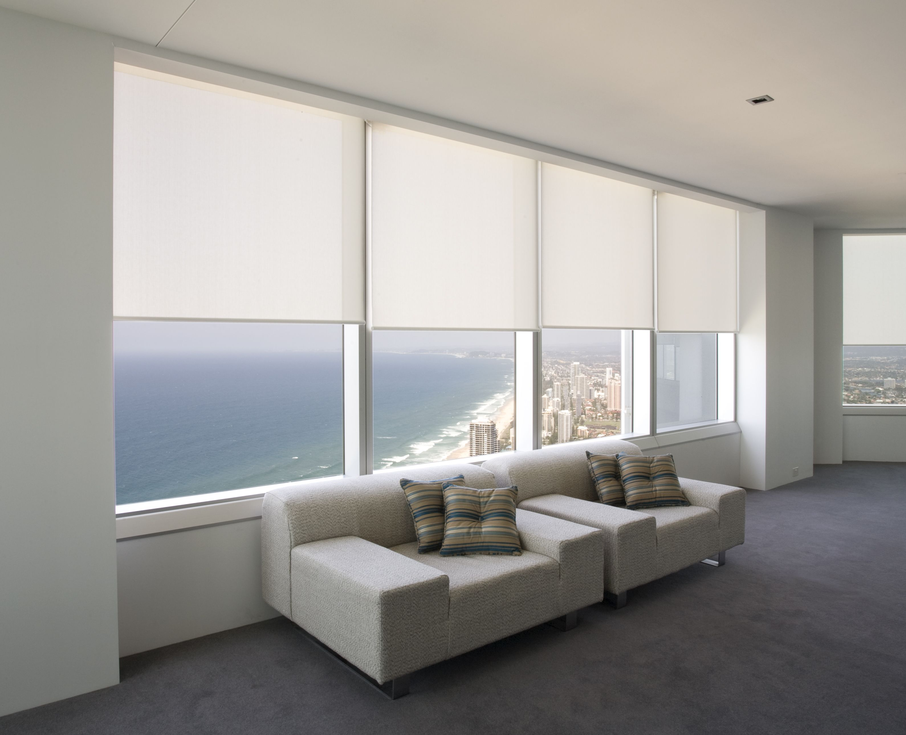 Roller Blinds Light Filtering  Boston #Blinds #Home #Decor