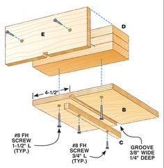 How to make box joints with a router table diy jig plans router how to make box joints with a router table diy jig plans greentooth Gallery