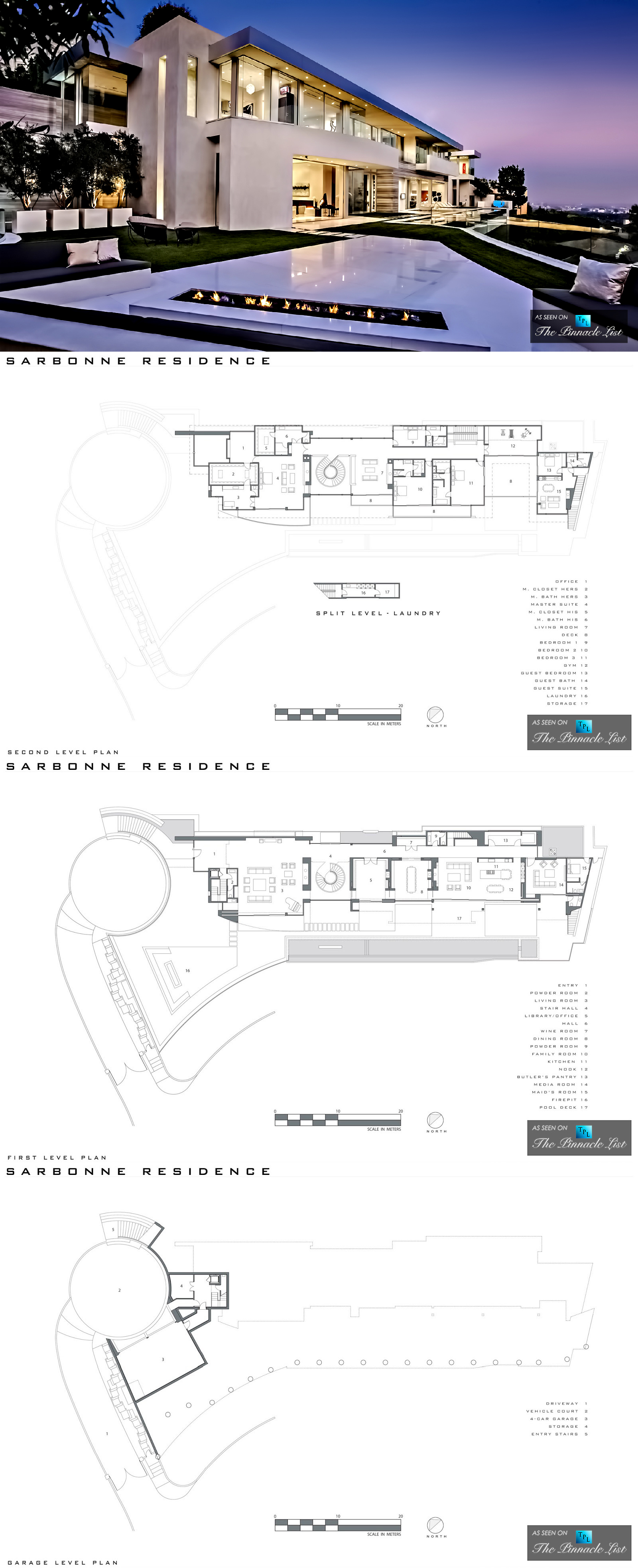 Bel Air Luxury Residence 755 Sarbonne Rd Los Angeles Ca Usa House Plans Mansion Mansion Floor Plan Luxury Floor Plans