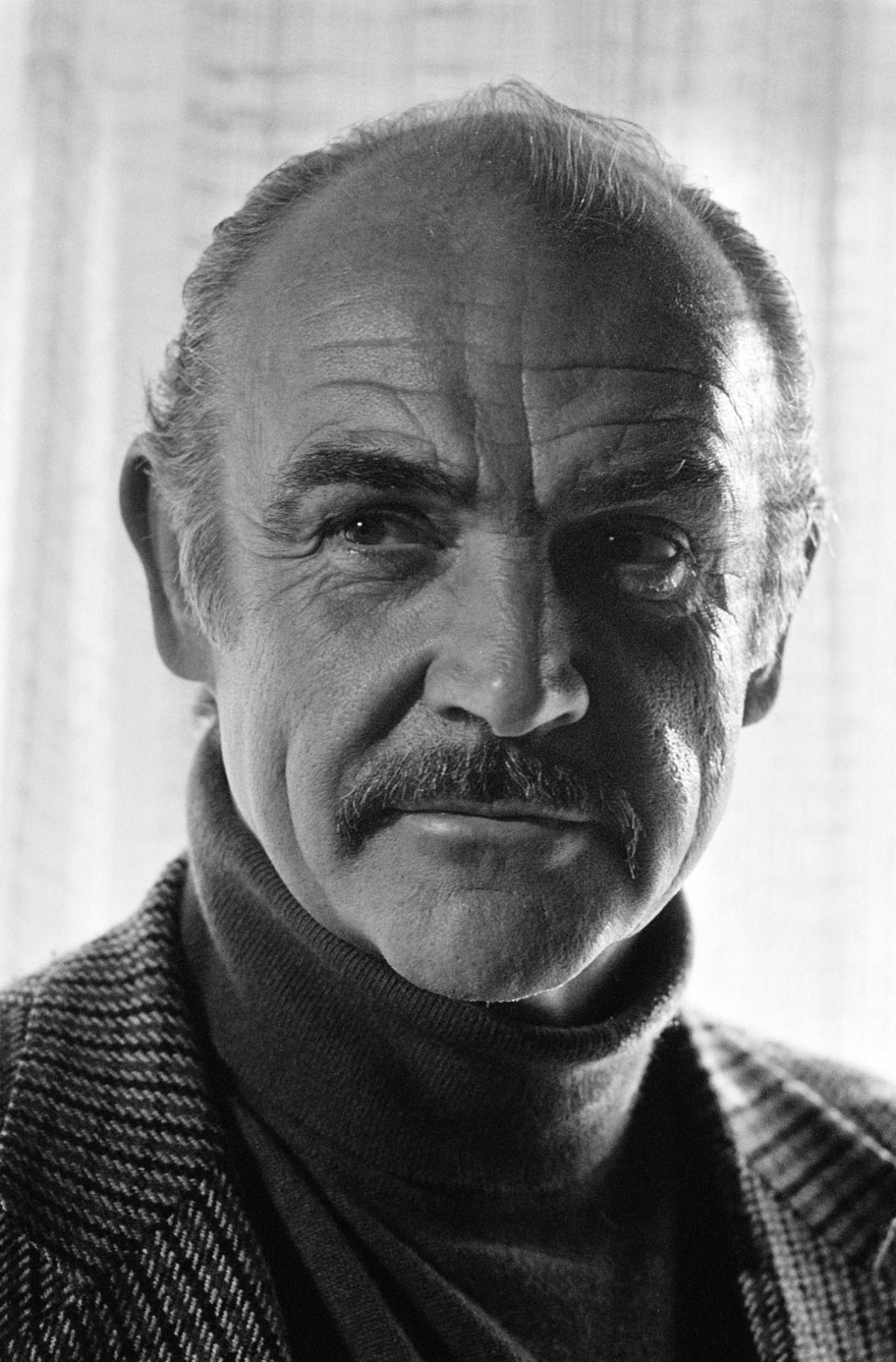 Voxsart Sean Connery Portrait Celebrity Portraits