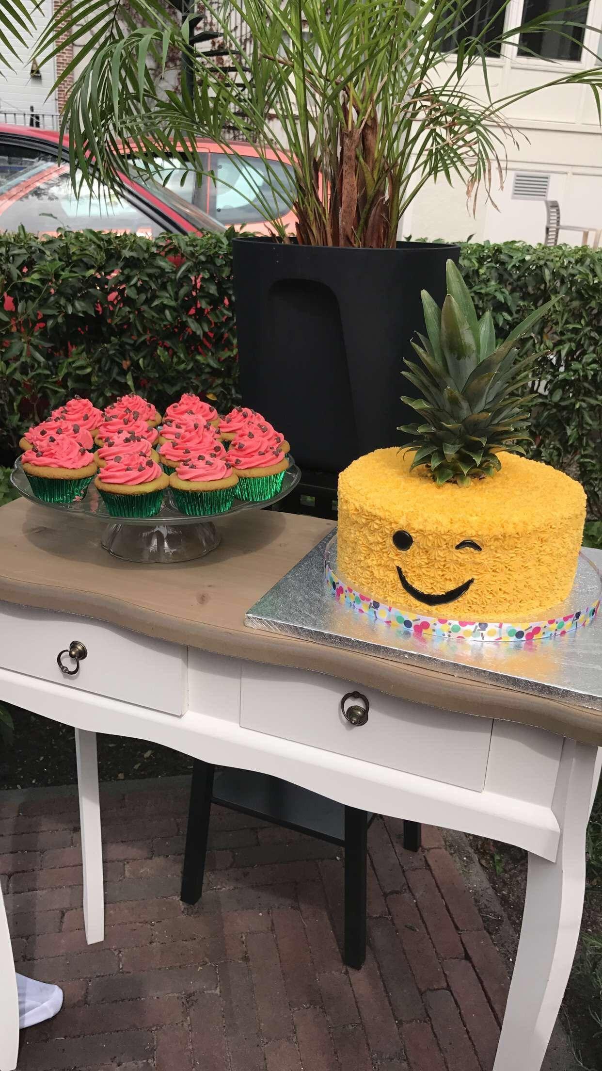 summer cakes zomer taart