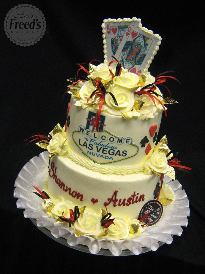 Inexpensive Wedding Cakes Freeds Bakery Las Vegas Freeds