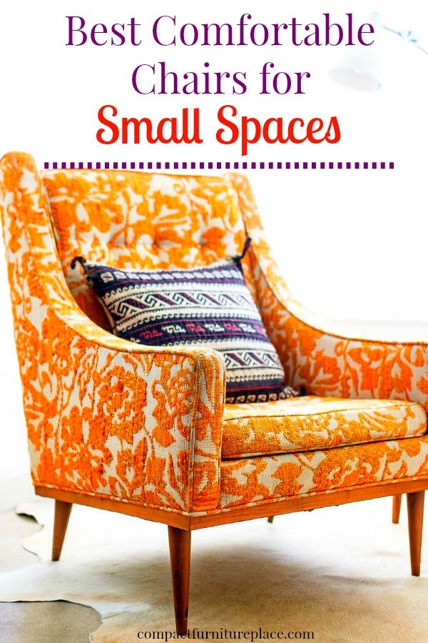 Best 14 Comfortable Chairs For Small Spaces To Cozy Up Your Living Room Chairs For Small Spaces 400 x 300
