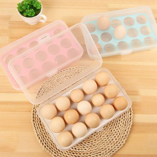 READY STOCK 01476, Egg Storage Box Shopee Malaysia in