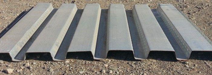 Bh 36 Metal Decking 1 5 Depth 36 Coverage 5 To 12 Optimal Span S Standard G60 Galvanized G90 Available Exc Metal Floor Concrete Deck Metal Deck