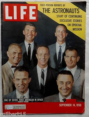 The Astronauts Stories Russian Orthodoxy 1959 September 14 Life Magazine