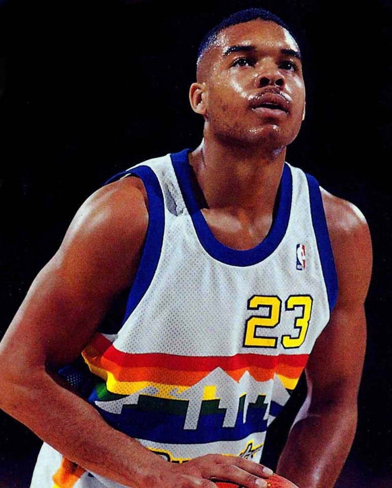 Bryant Stith Denver Nuggets