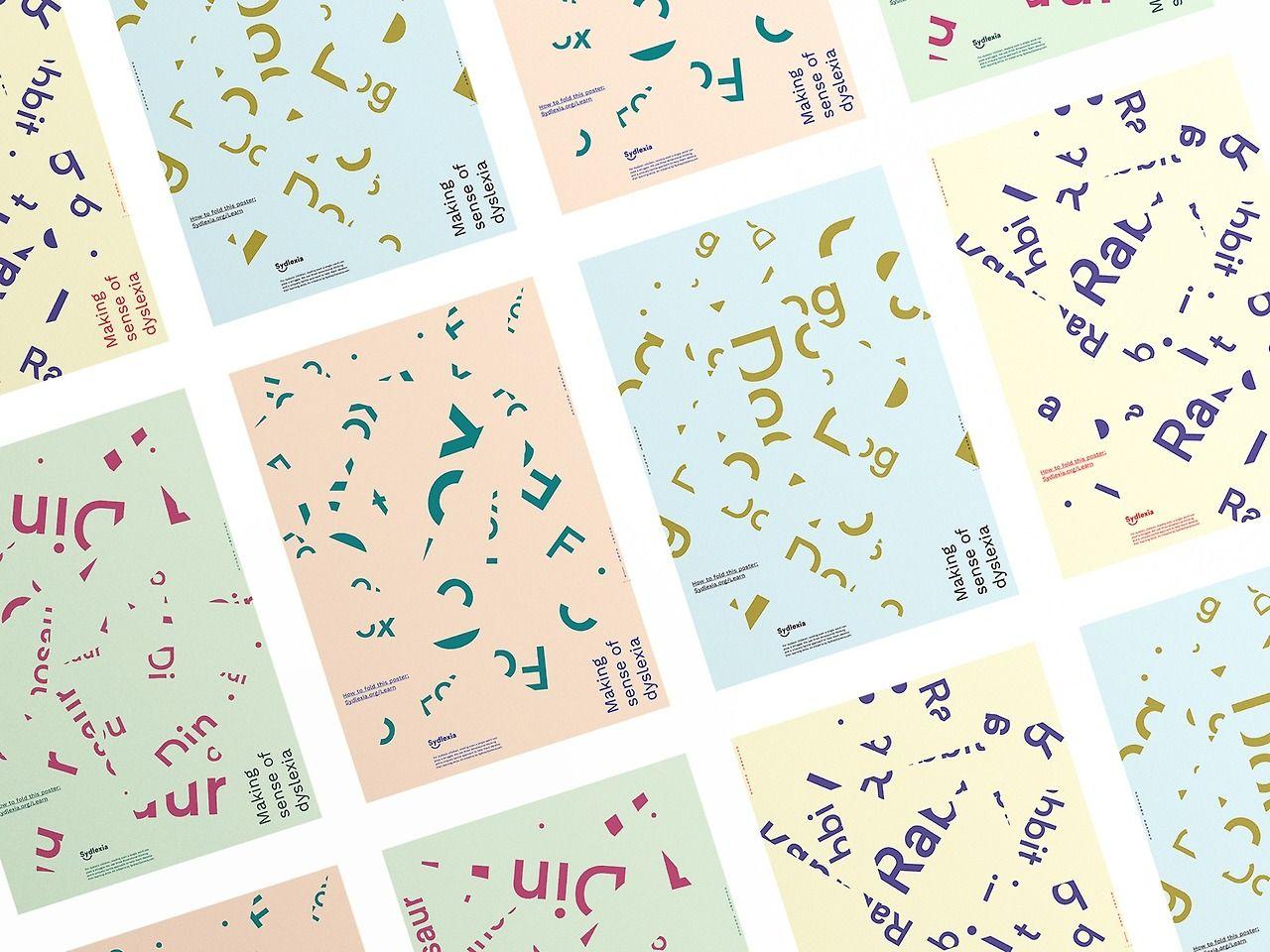 Sydlexia: Making Sense Of Dyslexia by BBDO Dubai, UAE