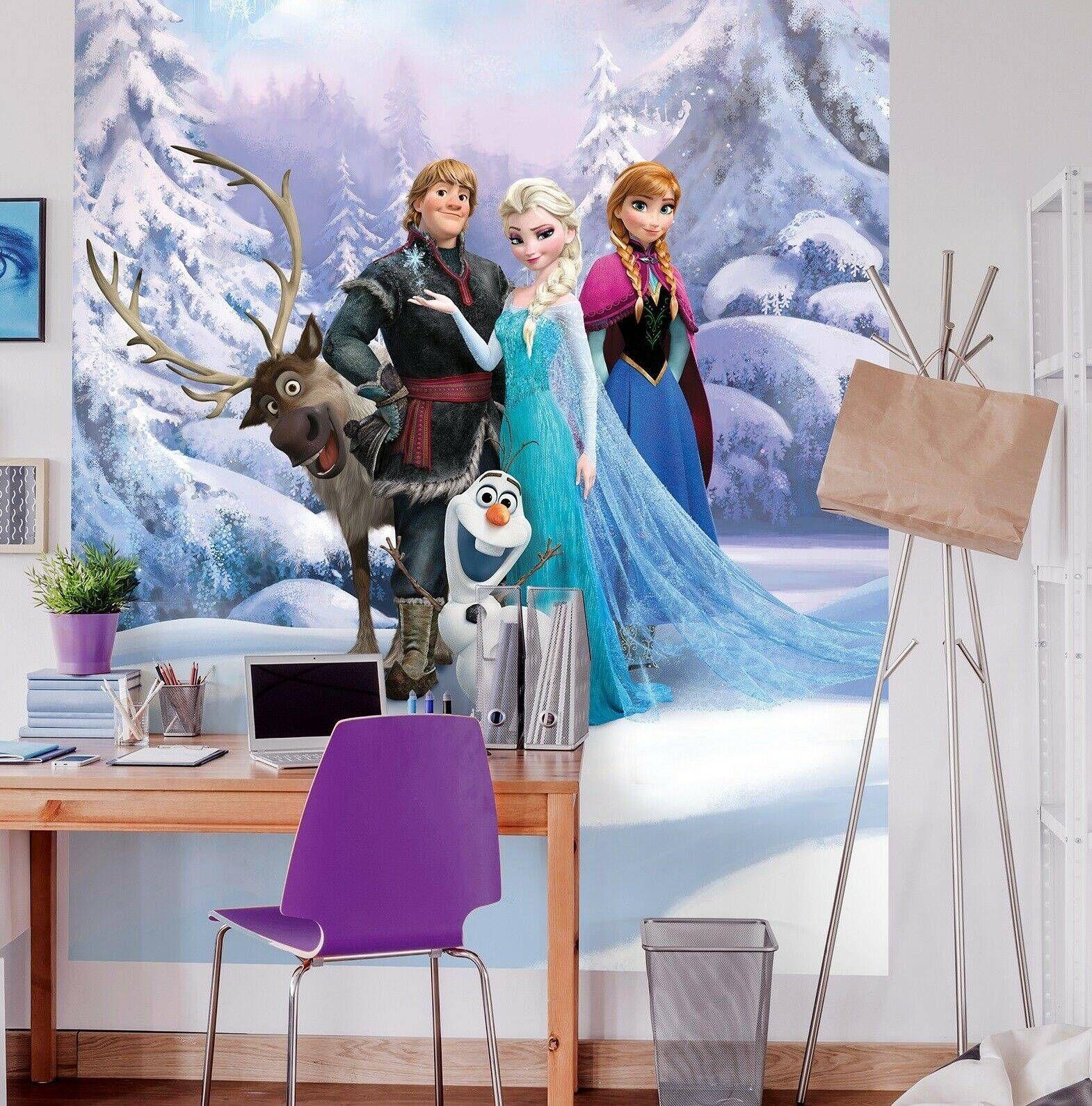 Elsa Frozen 2 Bedroom Decorating Ideas Buildingdesign Homedesign Architecturehomedesign Housedesignidea Priv Bedroom Decor Photo Decor Mural Wallpaper