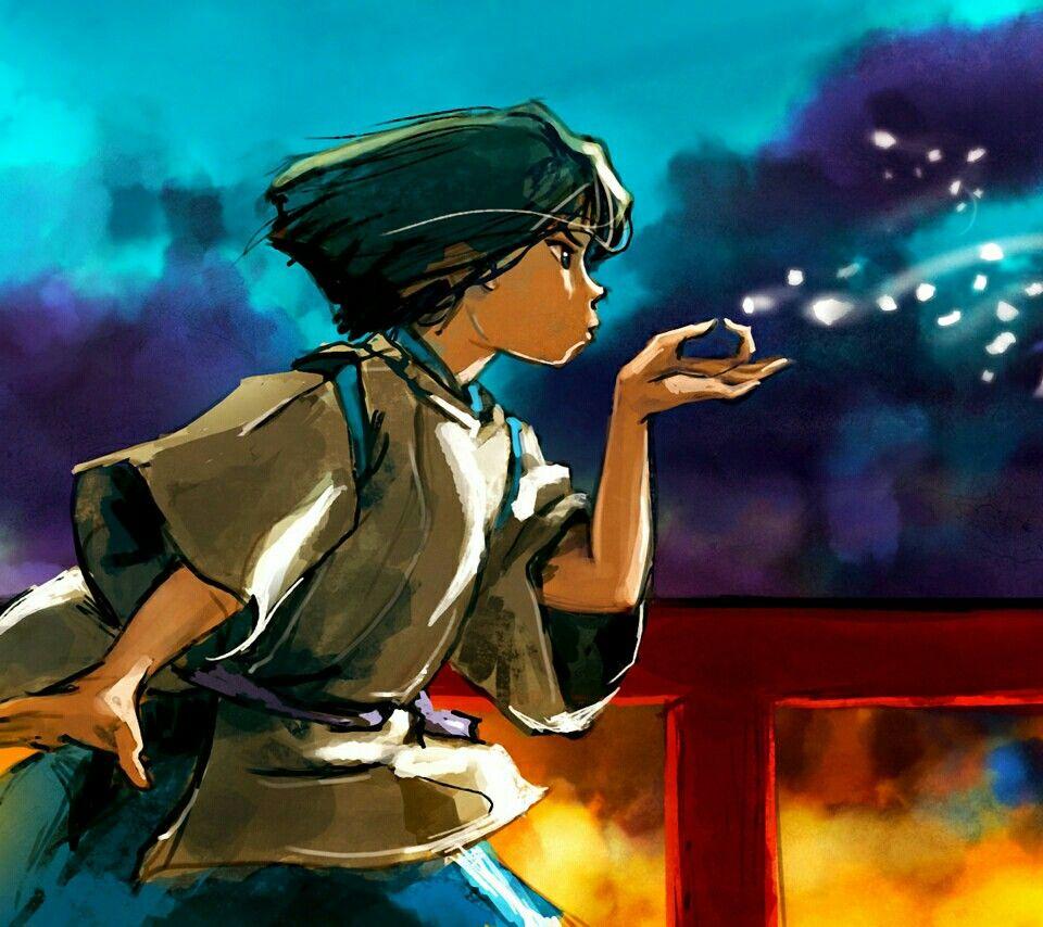 Pin by Purple Otaku on Spirited Away Spirited away haku