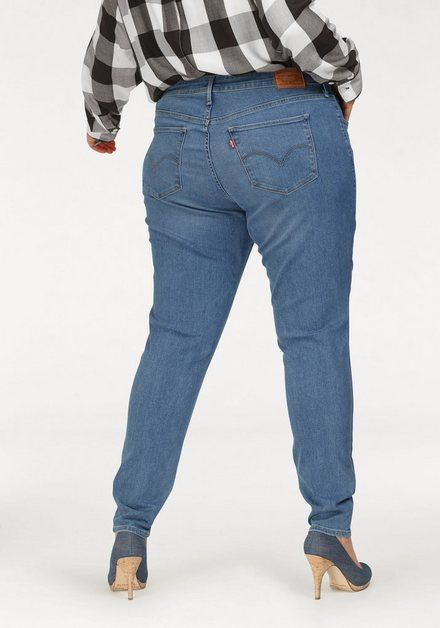 Photo of Stretch-Jeans »310« High Waist