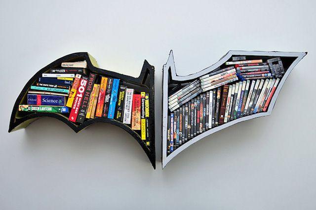 21 Creative Ways to keep your Books Organised