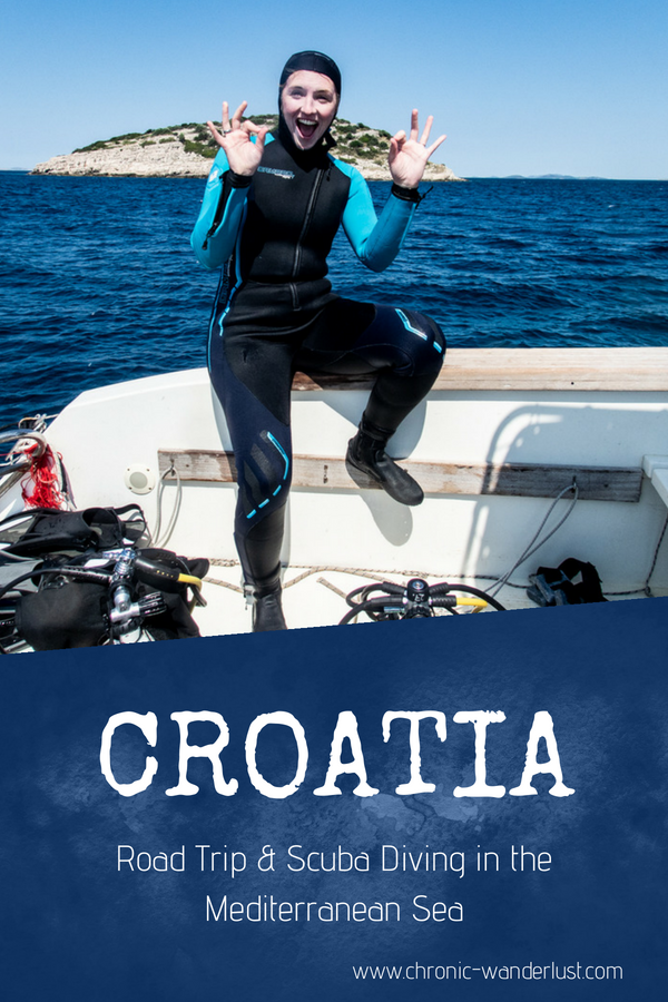 Road Trip Croatia: Scuba Diving, National Parks & More