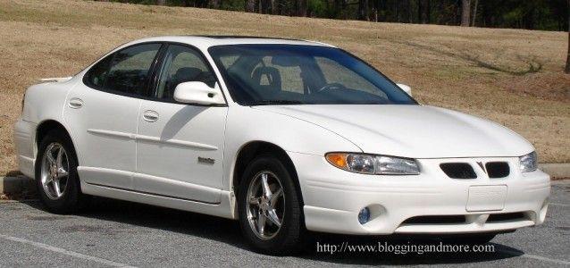 Car Key Stuck In Ignition 2003 Grand Prix Pontiac Gt