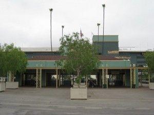 Where Wally World Entrance Was Filmed Santa Anita S Park In