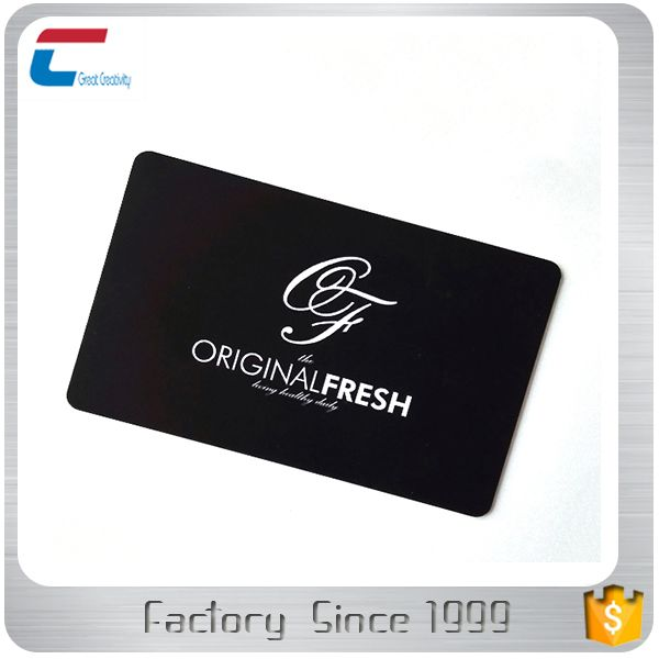 125Khz Temic T5557 Proximity Card Hotel Key Card PVC ID Card for - id card