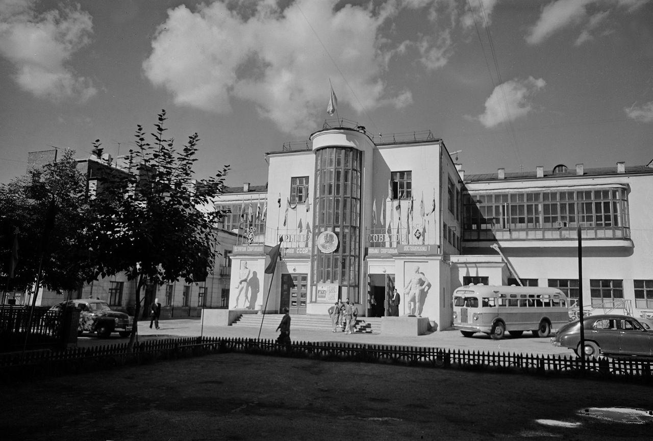 Москва. Часть 4 | Москва, Здания, Дом