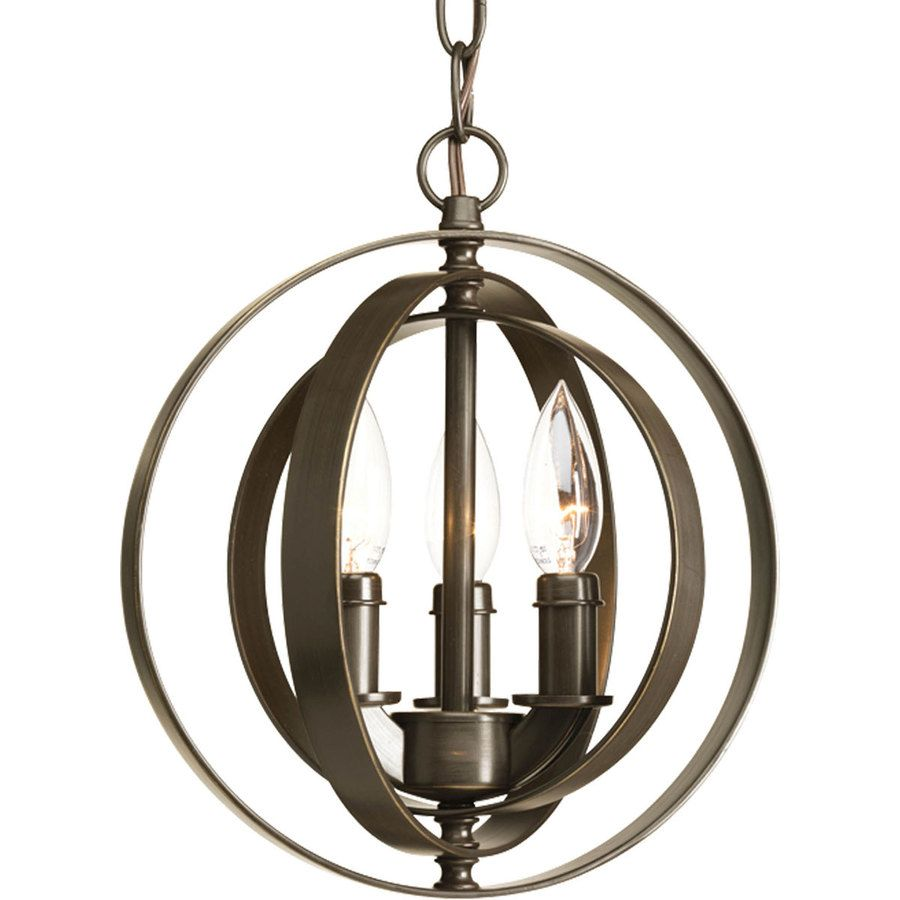 shop thomasville lighting equinox 10 12 in w burnished silver