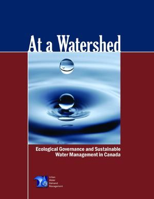Ecological Governance and Sustainable Water Management in Canada