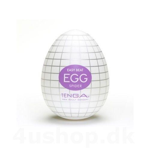 Tenga Egg Spider - onani æg