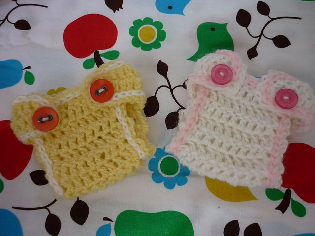 Ravelry: Basic Diaper Cover pattern by Little Angels Memory Boxes ...