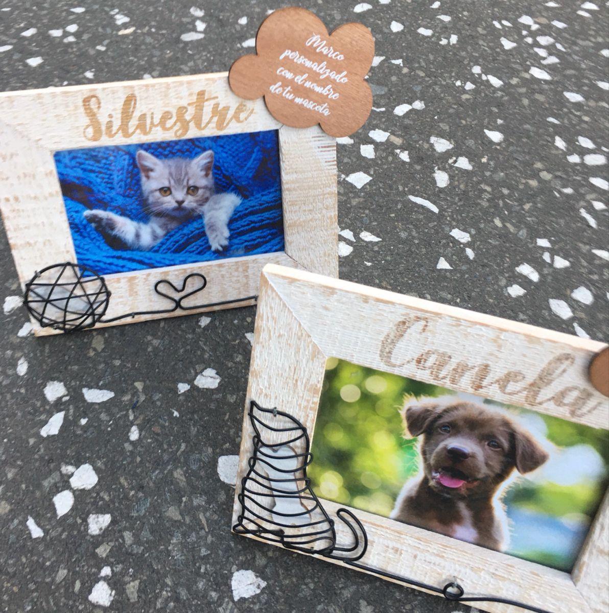 Marco De Mascota Personalizado Regalos Personalizados Tiendas De Fotografia Personalizar
