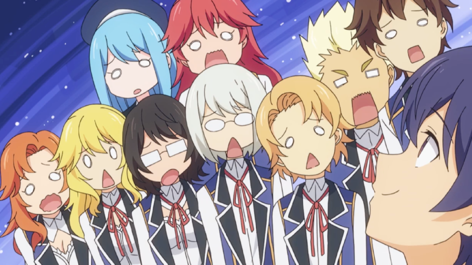 Friends Are Chosen. Family, However… Anime, Wise men