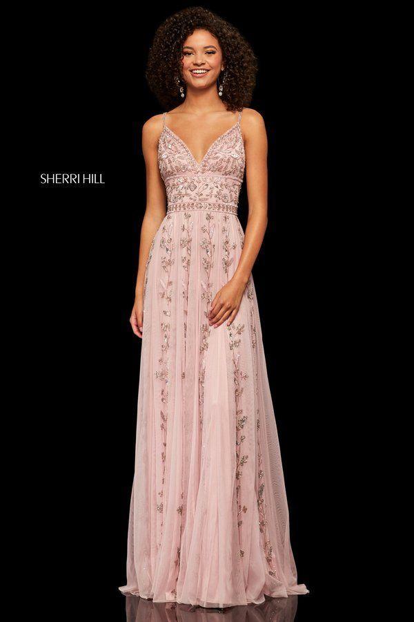 1fe3b10610f8 Sherri Hill Style 52461 | Spring 2019 Prom Dresses and Social ...