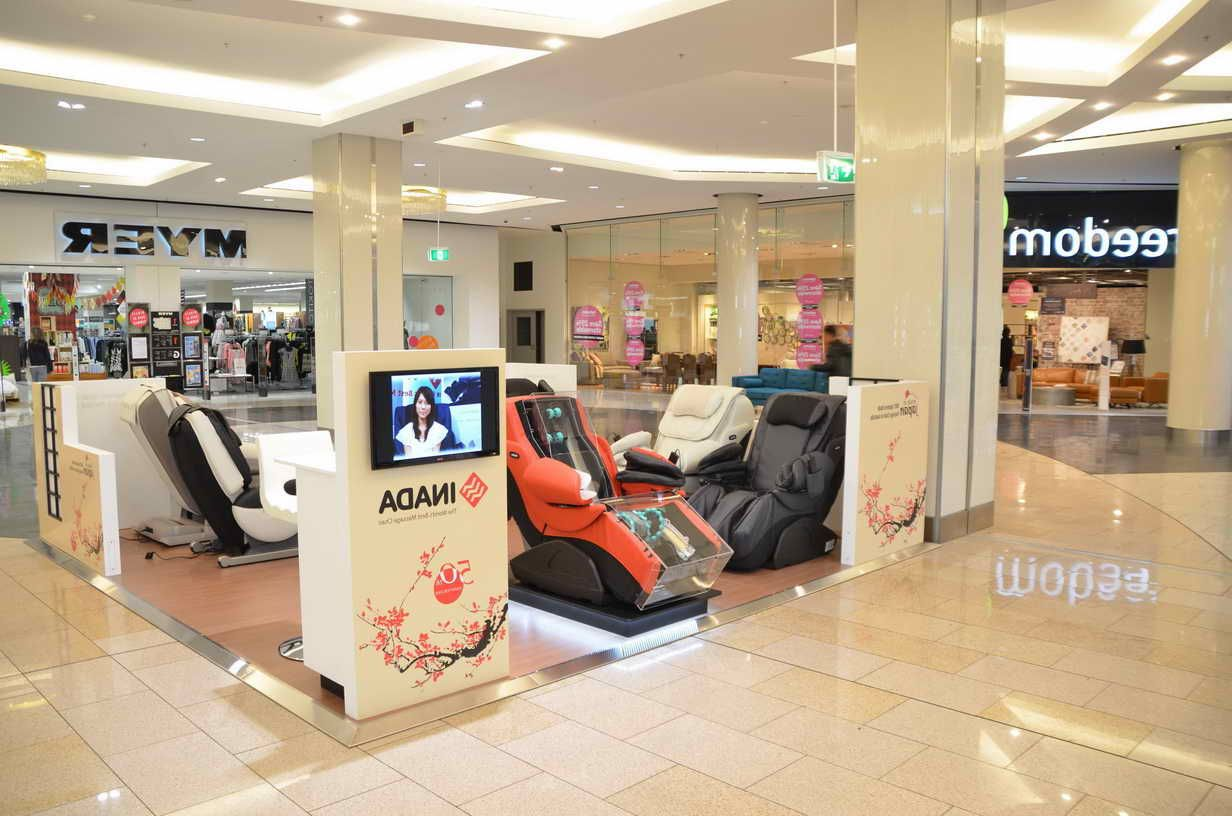 Massage Chair Store In Mall Massage chair, Chair, Home