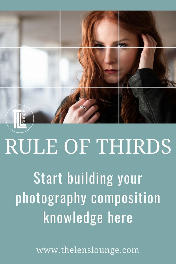 Most photographers learn the rule of thirds first when they get into photography composition. Check out these photography tips to start taking creative photos. #photographycomposition #ruleofthirds #photographytips #creativephotography #thelenslounge