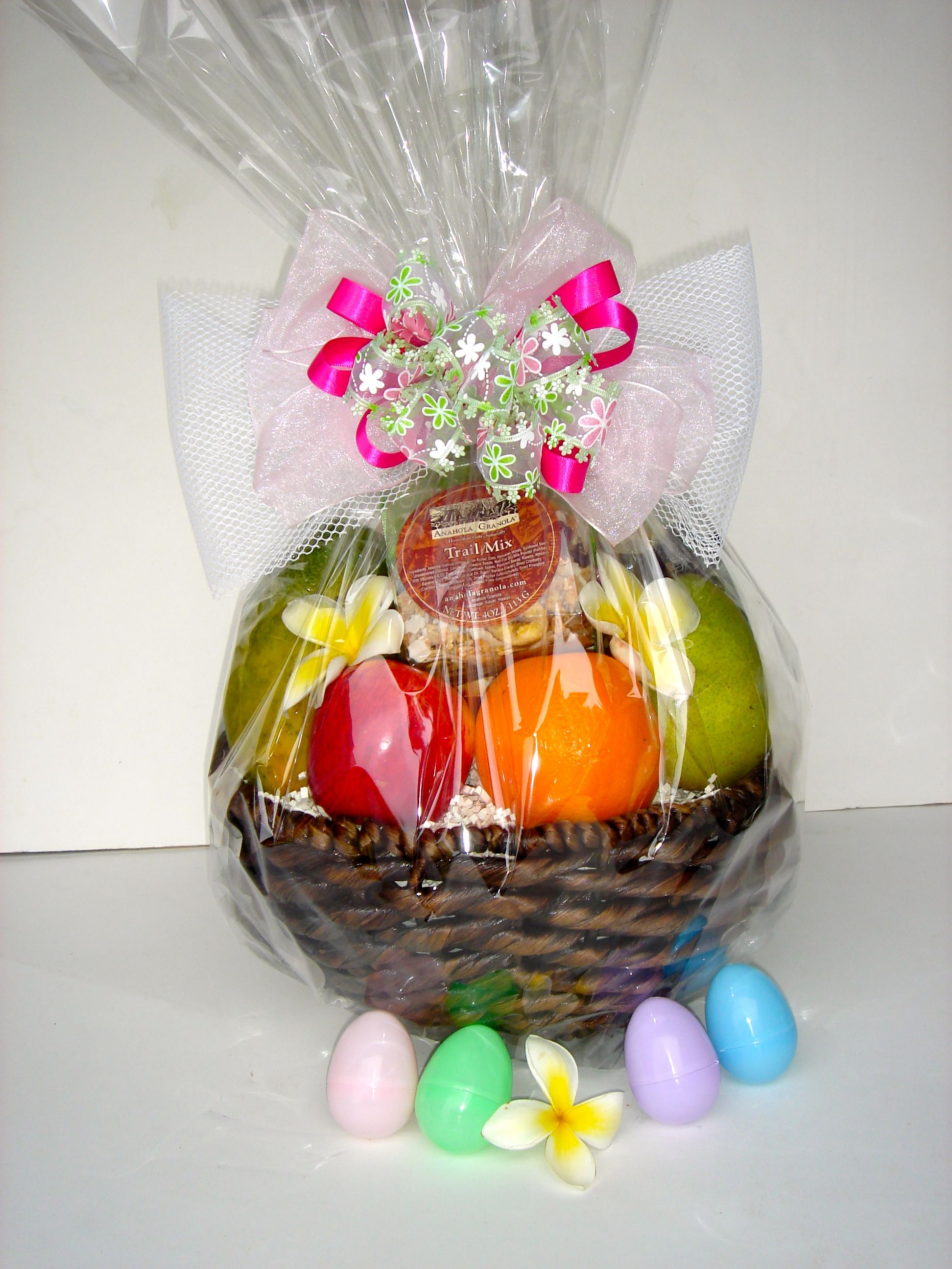 Happy healthy easter to you all exquisite basket expressions happy healthy easter to you all exquisite basket expressions distinctive hawaiian gourmet gift negle Images