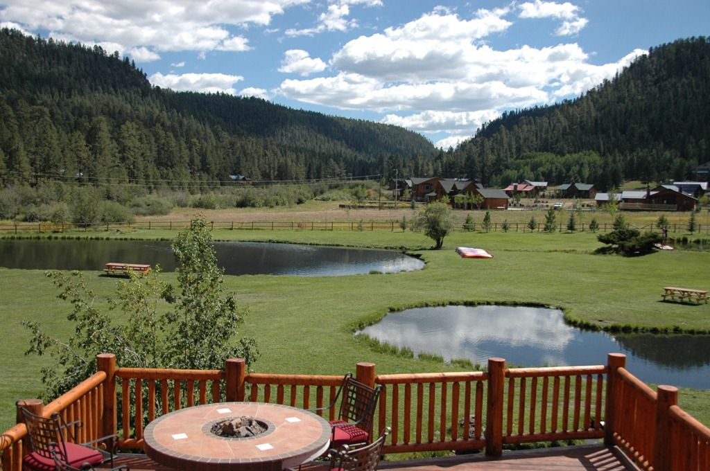 pinetop retreat cabins in original vacation show spacious relaxing cabin forested rental greer az low arizona rentals