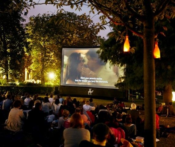Romeo + Juliet comes to Middle Temple Gardens with The Nomad Cinema. http://www.uniquevenuesoflondon.co.uk/middle_temple/index.html