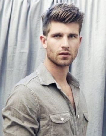 Best Hairstyle For Oval Face Men Tutorial http://www.99wtf.net/men ...