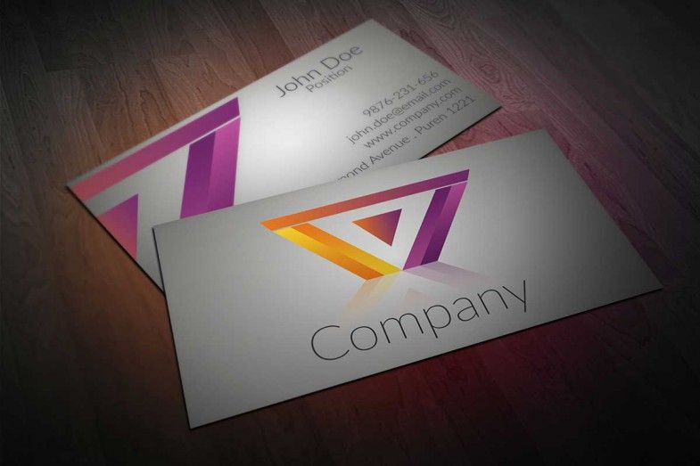 Business card design for construction company this template is business card design for construction company this template is available for free download as adobe reheart Choice Image