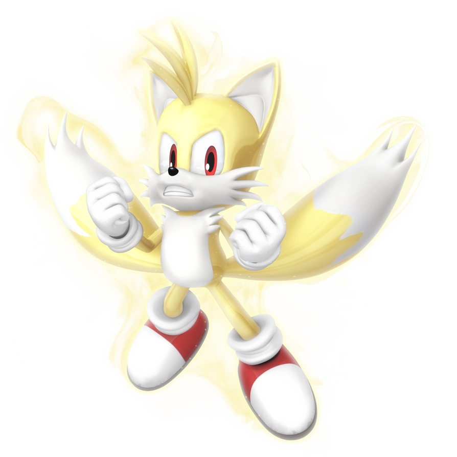 Legacy Super Tails Render By Nibroc Rock On Deviantart Tails Sonic The Hedgehog Sonic Sonic Fan Art