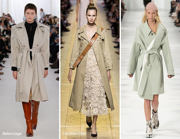Spring/ Summer 2017 Fashion Trends: Trench Coats