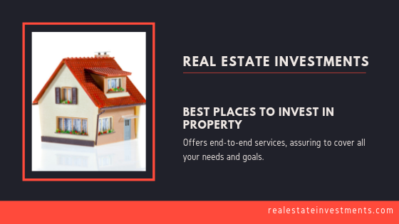 Real Estate Investments Is One Of The Renowned Industry Names Making Real Estate Inv With Images Real Estate Investing Commercial Real Estate Investing