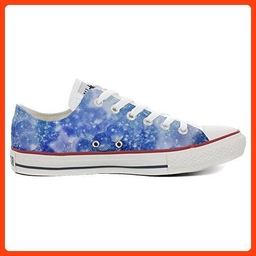 Converse All Star personalisierte Schuhe (Handwerk Produkt) himmel  42 EU