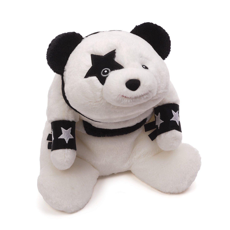 Panda Rock Band Kiss custom Metal License Plate for Car