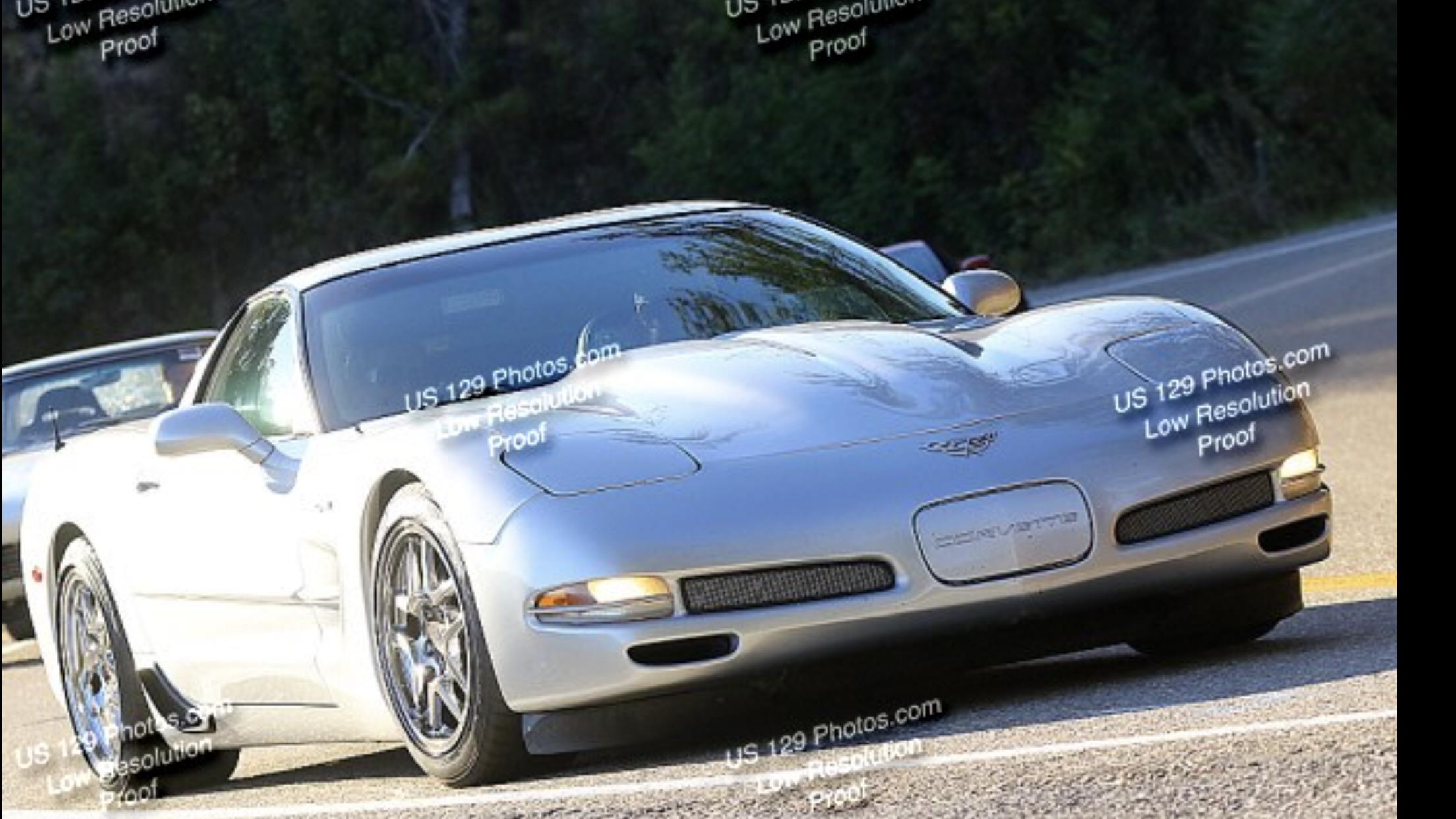 Corvette C5, Autos