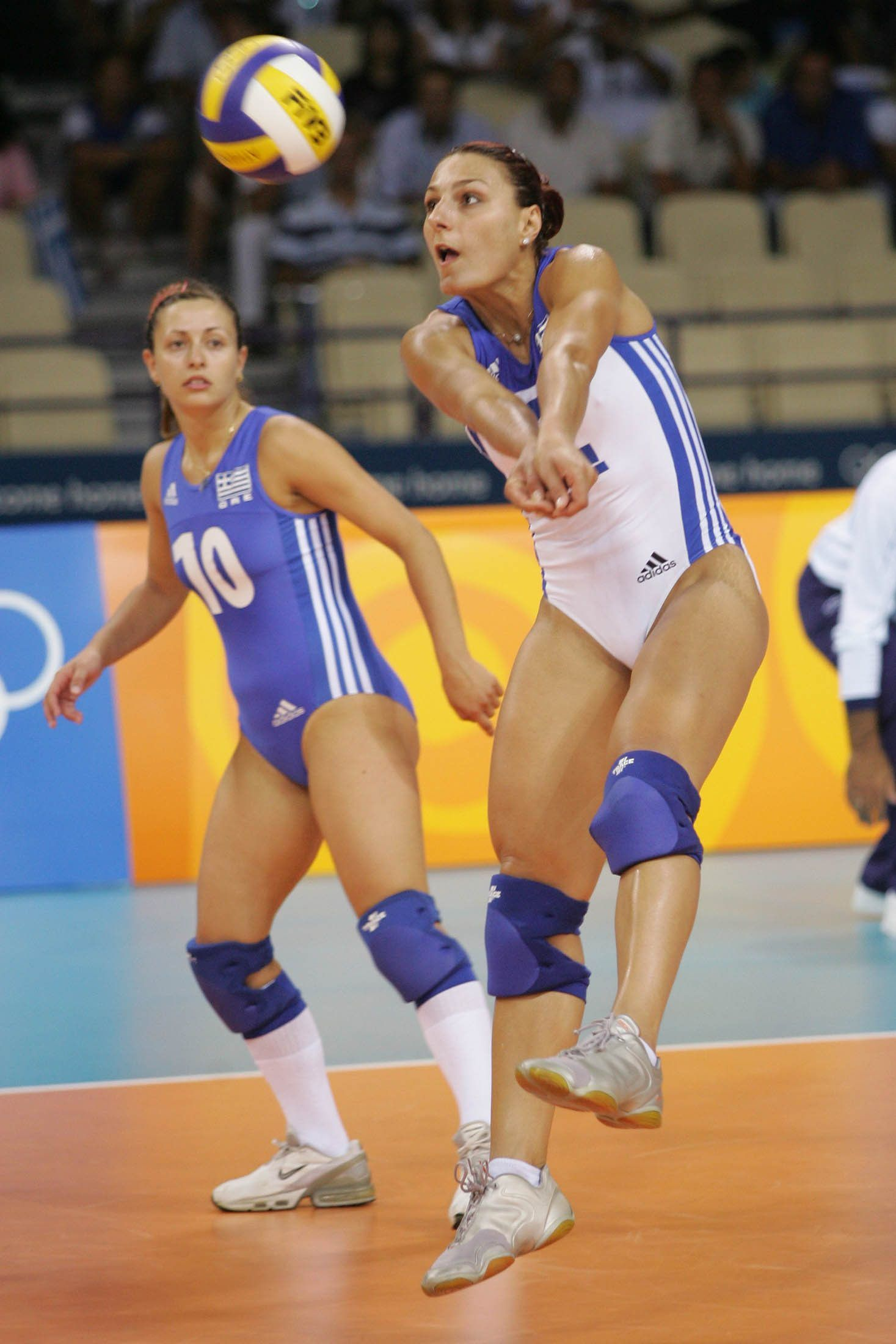 Greece Women S Volleyball Sports Women Women Volleyball Sports