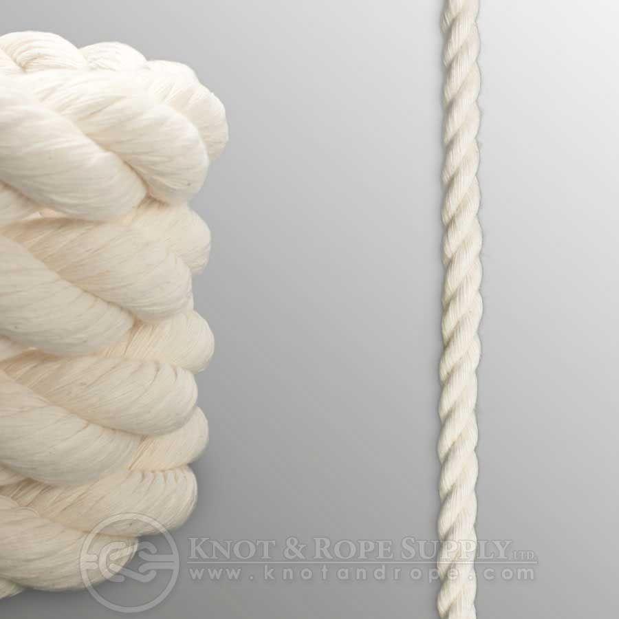 3 16 3 Strand Cotton Cotton Rope Puppy Crafts Toy Craft